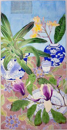 last of the summer flowers GABBY MALPAS