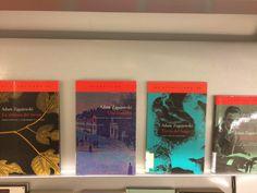 El ensayista y poeta polaco Adam Zagajewski, Premio Princesa de Asturias de las Letras 2017 Peter Handke, Centenario, Cover, Books, Art, Poet, Door Prizes, Princess, Lyrics