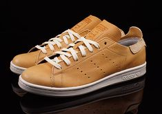 250ad098d612 Horween Leather Looks Great on the adidas Stan Smith