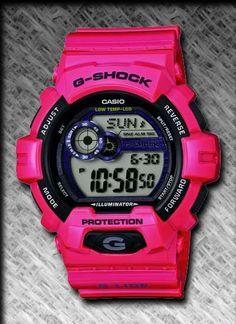 CASIO G-SHOCK GLS-8900-4ER Zegarki Sportowe 50686e6a0a
