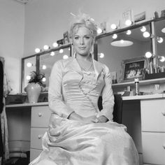 This woman is Hannah Waddingham. She's a very successful british stage actor and singer, AND I LOVE HER. A Little Night Music, Theatre, Love Her, Stage, British, Costumes, Actors, Woman, Lady