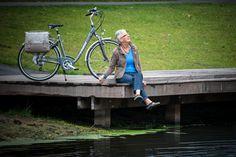 "Fastrider Trendy Double (E-Bike) Bicycle Bag ""Vivid"""