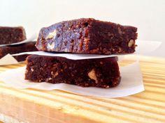 Brownie vegano (SEM FORNO)