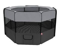$78.85-$124.99 Dogit Soft-Sided Nylon Dog Play Pen - The Dogit Nylon Play Pen is a great portable playing space for your dog for both indoor and outdoor use. The playpen is light-weight and has complete ventilation for your dog to get the fresh air that it needs. The Dogit Nylon Home is perfect for road trips and traveling as the home folds up flat and comes equipped with a zip-up storage case. T ...