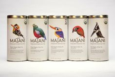 Majani teas from Kenya packaging PD