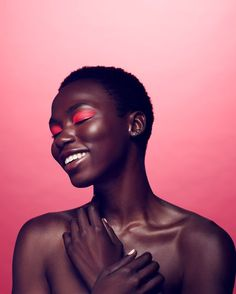 Beauty Portraits on Behance
