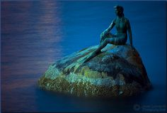 Mermaid of Stanley Park- Vancouver, British Columbia.