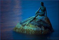 Mermaid of Stanley Park- Vancouver, British Columbia.