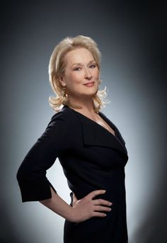 "I fucking LOVE Meryl Streep.    Everyone go watch ""It's Complicated"" with her and Alec Baldwin.  That movie is HILARIOUS."