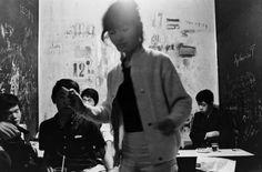 La jeunesse japonaise, Tokyo, 1964 © Michael Rougier