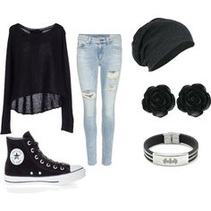 """City style"" by anne-marie-nevelosova on Polyvore"