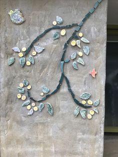 Beautiful Gardens, Turquoise Necklace, Embroidery, Artist, Jewelry, Jewels, Schmuck, Jewerly, Jewelery