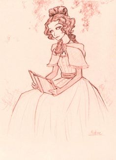 Beatrice Baudelaire, Baticeer by ~Lincevioleta on deviantART