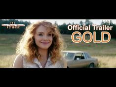 Matthew McConaughey Rocks the fans in his Gold Trailer