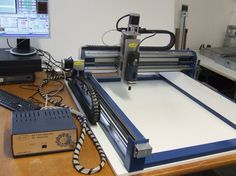 Vyroba CNC stroja