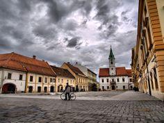 #varazdin #city #croatia #hrvatska #travel #vacation #holiday