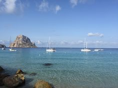 Why Ibiza is a part of me My Happy Place, Ibiza, Travelling, Places To Go, Notebook, Author, Beach, Water, Pictures