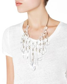 Icicle Queen Necklace - JewelMint