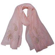 Scarf Cashmere Pink -De Drie Dametjes