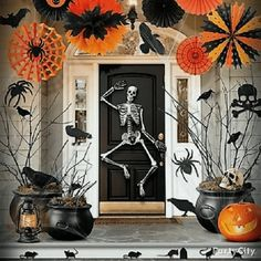 59 Best Outdoor Halloween Decor Ideas That You Must Know
