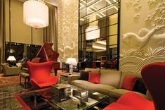 Pierre-Yves Rochon > Projects > Hotels & Spas > Four Seasons London at Park Lane