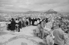 Αθήνα 1955 φωτ Gerber Hans.