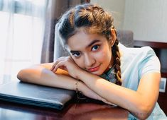 Anushka Sen is an Indian TV actress and dancer. She is one of the most beautiful child actresses in India. Most Beautiful Child, Beautiful Girl Makeup, Cute Girl Image, Girls Image, Photo Wallpaper, Mobile Wallpaper, Hd Photos, Cover Photos, Popular Kids Shows