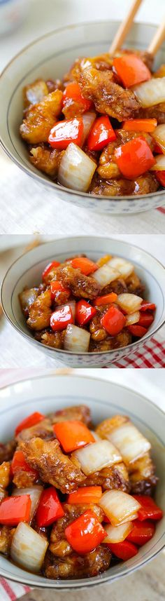 Panda Express Beijing Beef – the most delicious Beijing Beef copycat that tastes exactly like Panda Express, but healthier and much better than takeout | rasamalaysia.com