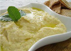 Homus (pasta de grão de bico árabe)