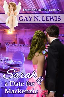 Living Our Faith Out Loud: Gay N Lewis and the newest Love Angel book