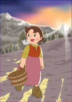 cute heidi http://heidicartoon.blogspot.in