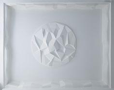 """"""" Cubist Rose by Solomon + Wu """" Studio Q, Short Fuse, Trim Work, Solomon, New Media, Architecture Details, Origami, Division, Graphic Design"""