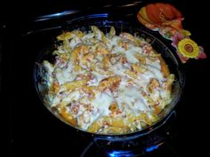 The Recipe Report: Chicken Parmesan Baked Pasta