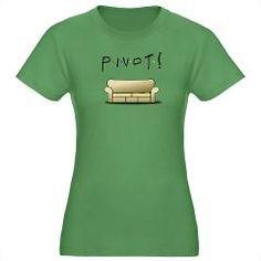 Pivot!!