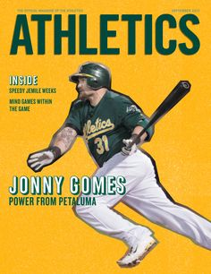 2012 Issue 5: Jonny Gomes