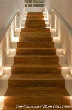 Escadas de Porcelanato! Veja Dicas e Modelos!