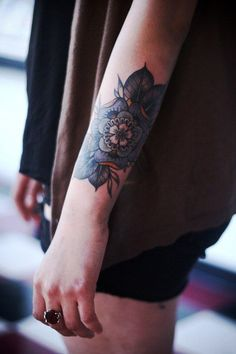 mandala tattoo #ink #YouQueen #girly #tattoos