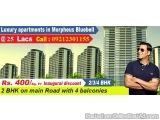 Golden opportunity buy 2 bhk flats only @25 lakhs In morpheus bluebell - Free Classified Ad