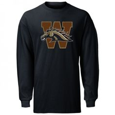 WMU Western Logo Long Sleeve At Campus Den