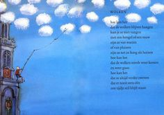 gedicht: wolken Magritte, Love Life, Spelling, Drama, Poetry, Language, Clouds, Lettering, Water
