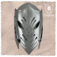 Helm Reaper Rüstung Mittelalter Helm Schaukampf LARP Reenactment