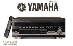 110 CD Mega Changer YAMAHA CDM-900 www.1001hifi.com