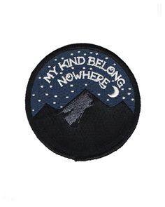 My Kind Patch (Glow-in-the-Dark) – Strange Ways