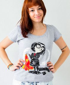 Camiseta Nada de capas - Feminina