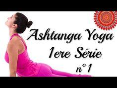 Yoga pour Débutants - Séance 2 avec Ariane - YouTube