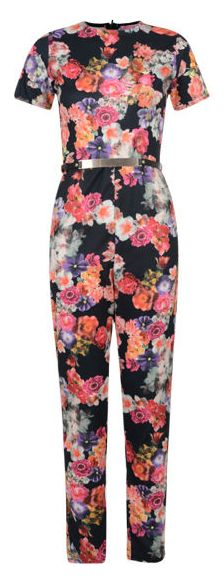 Jess Wright Floral Jumpsuit- Love Online Fashion- Women's Clothing