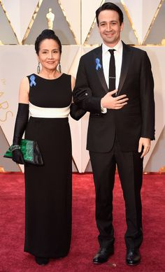 """""""She's one of those perfect mothers that would love me if I was a murderer and she would come and visit me if I was in jail. And she would bring cookies, home-baked, and she wouldn't look at me any different. She might go, 'I'm a bit disappointed in you for killing all those people.'""""  — Andrew Garfield, on how his mom feels about being at the Oscars, on E!"""