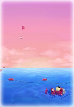 Animal Crossing art ~ Pascal
