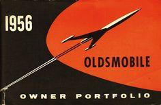 Oldsmobile Owner Portfolio, 1956 , a vintage portfolio