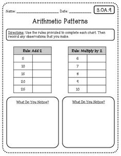 Worksheets Common Core Math Worksheets common core math worksheets for all 3rd grade standards teacherspayteachers com pinterest summer student centered resourc